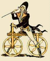 História da Bicicleta 54911