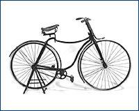 História da Bicicleta 54931